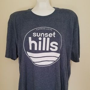 Sunset Hill Crew Tee